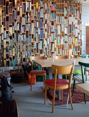 Mfdc publicatie for Boekenkast design